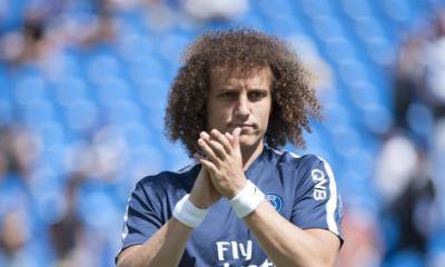 """David Luiz """"J'ai du respect pour tout le monde au PSG...beaucoup de souvenirs fantastiques"""""""