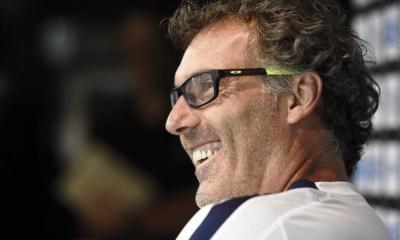 """Laurent Blanc : """"Thiago Motta, Thiago Silva et Ibra sont les emblèmes du projet du PSG"""""""