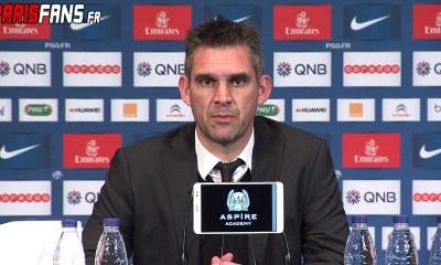 EAG/PSG - Gourvennec: «On a laissé passé notre chance»
