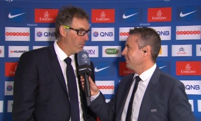 """Laurent Blanc """"laissez souffler"""" les équipes européennes, et la tentative de 4-4-2"""
