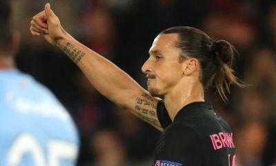 Le 5 de rêve d'Ibrahimovic, avec Zlatan