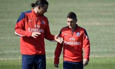 Zlatan Ibrahimovic a fait une promesse, Verratti la dévoile