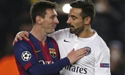 Quand Ezequiel Lavezzi insulte Lionel Messi