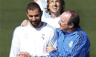 LDC - Benzema demande à son coach de l'aligner face au PSG