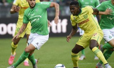 Eysseric: «Saint-Etienne-Lyon, c'est LE match» plus que «PSG-OM»