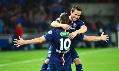 """Cabaye: Ibrahimovic est """"Fou, impressionnant"""" et une """"énorme perte"""" pour le PSG et la Ligue 1"""