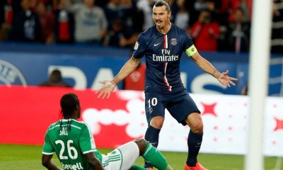 ASSE/PSG – Ibrahimovic une « super ambiance à Geoffroy Guichard »