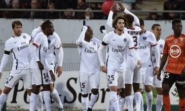 Nice / PSG - Le groupe parisien avec Matuidi, Kurzawa et Ongenda, sans Van der Wiel ni Augustin