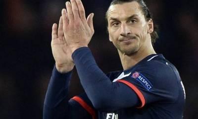 """Ibrahimovic """"Battre des records, c'est toujours amusant"""", """"terminer dans les livres, c'est encore mieux"""""""