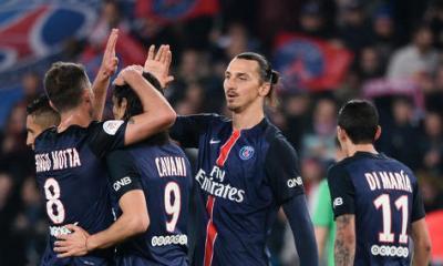 Ligue 1 - Ibrahimovic et Rabiot finalistes pour le trophée du joueur de novembre