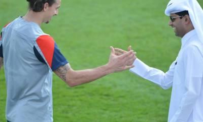 """""""Ibrahimovic est incontestablement celui que les Qataris préfèrent"""""""
