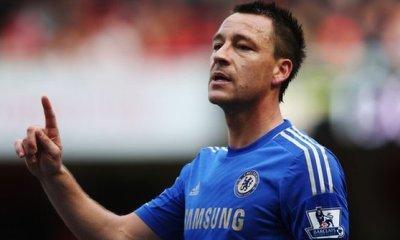 PSG/CHE - Terry vers un forfait pour le match aller !