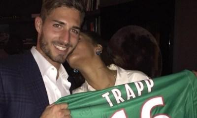 Kevin Trapp «je ne veux pas parler de ma vie privée»