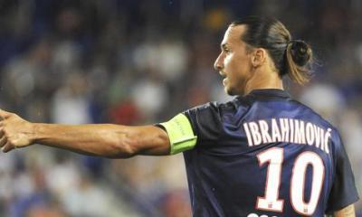 """Stambouli : Ibrahimovic """"encourage l'équipe, il a toujours un petit mot sympa dans le vestiaire"""""""