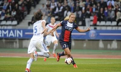 Féminines - Horan a disputé son dernier match sous les couleurs parisiennes