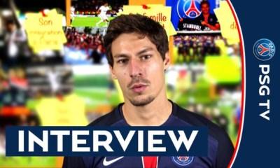 Stambouli: «J'ai été très bien intégré au PSG»