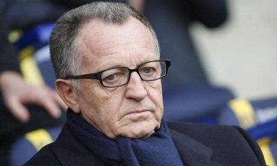 Jean-Michel Aulas «Il ne faut pas nous prendre pour des blaireaux»