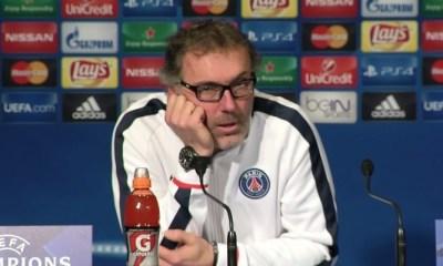 Laurent Blanc s'est montré agacé lorsque la presse a évoqué Cavani