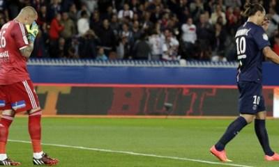 Ligue 1 - Ruffier raconte son pire souvenir: le contrôle raté au Parc des Princes