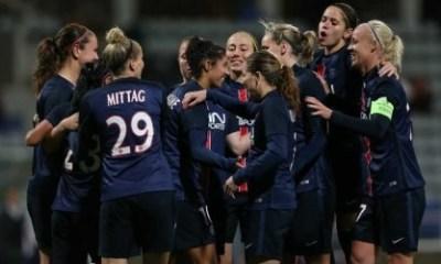 Féminines - Le PSG se qualifie en demi-finale de la UWCL au terme d'un match poussif