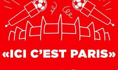 """Hervé sera le Speaker d'un soir lors de PSG / MHSC """"le plus beau jour de ma vie"""""""