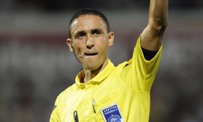 Ligue 1- PSG / FCL, Hakim Ben El Hadj au sifflet