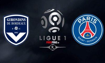 Ligue 1 - Bordeaux / PSG reprogrammé