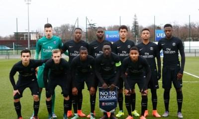 Les U19 connaissent leur adversaire en quart de finale de Youth League