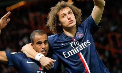 Thiago Silva, David Luiz et Lucas évoquent leur attachement à Paris