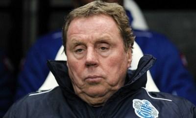 """Redknapp """"cette équipe du PSG en Angleterre, elle s'adjuge le titre"""""""