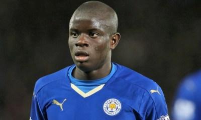 """N'Golo Kanté """"on entend de tout...pour le moment, je suis à Leicester"""""""