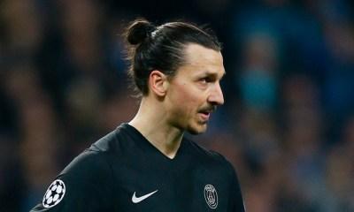 """Zlatan Ibrahimovic """"C'était lourd ces derniers jours"""""""