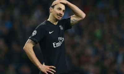 Selon le Daily Mail «Zlatan est destiné à ne jamais gagner la Ligue des Champions»