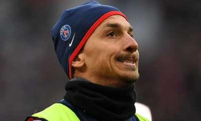 """Bordeaux / PSG - Ibrahimovic """"peu d'occasions"""" et une blessure qu'il """"espère"""" pas grave"""