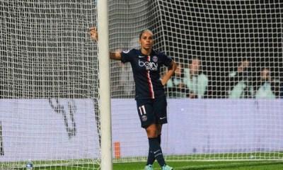 """Jessica Houara-d'Hommeaux """"une page se tourne...Merci au PSG, à tous les supporters"""""""