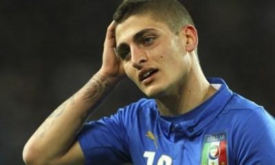 Marco Verratti envoie ses pensées à l'Italie, touchée par un terrible tremblement de terre