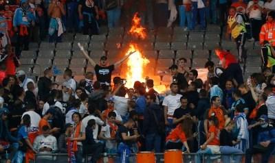 """Bernard Cazeneuve """"La finale de samedi soir n'avait pas valeur de test pour l'Euro"""""""