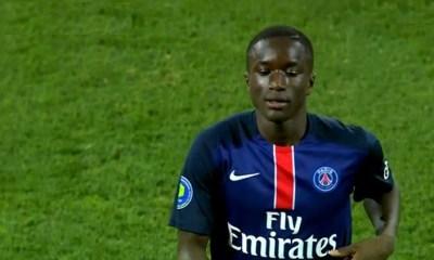 Diaby Moussa PSG U17