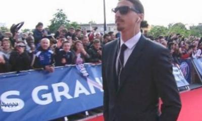 Humour - L'US Granville annonce l'arrivée de Zlatan Ibrahimovic, photo à l'appui
