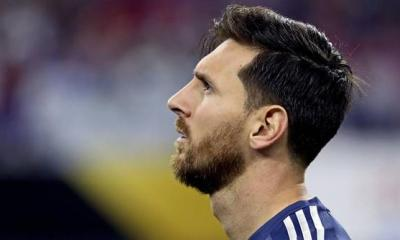 L'Argentine de Di Maria perd encore en finale, Messi annonce sa retraite internationale