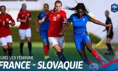 Euro U19 Féminin - Un festival de nos Parisiennes !