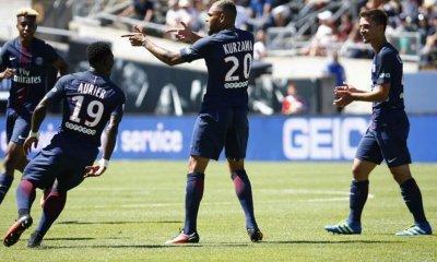ICC - Le tour de presse après PSG-Inter de Milan
