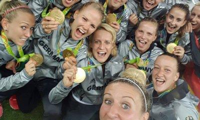 JO - Anja Mittag et l'Allemagne remportent l'Or et vengent le Brésil de Cristane et Erika