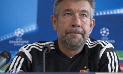 """PSG/Bâle - Fischer """"Mes joueurs ont montré qu'ils pouvaient rivaliser avec le PSG"""""""