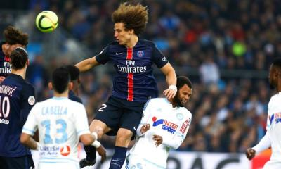 "Anciens - David Luiz ""Le stade Vélodrome m'a marqué"""