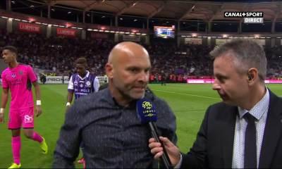 """TFC/PSG - Dupraz """"Faut qu'on continue et qu'on surfe sur cette dynamique, c'est superbe"""""""