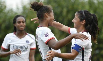 Les féminines du PSG s'affirment prêtes pour faire une belle saison 2016-2017