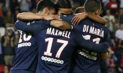 Les images partagées par les joueurs du PSG ce mardi célébrations de victoire!