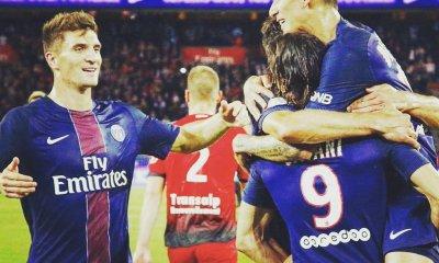 Les images partagées par les joueurs du PSG ce mercredi le bonheur de travailler et jouer ensemble.jpg