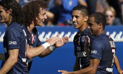 """Marquinhos """"David Luiz est une personne et un joueur exemplaire"""", des critiques """"exagérées"""""""